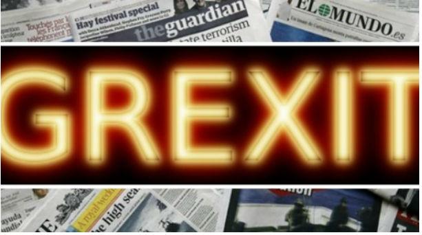 Επιπτώσεις εξόδου της Ελλάδας από το ευρώ…